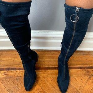Zara Over-the-knee boots